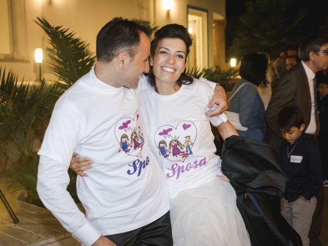 Il matrimonio di Elisa e Enzo a Armungia, Cagliari 131