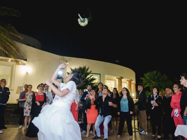 Il matrimonio di Elisa e Enzo a Armungia, Cagliari 133