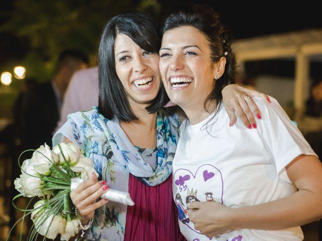 Il matrimonio di Elisa e Enzo a Armungia, Cagliari 134
