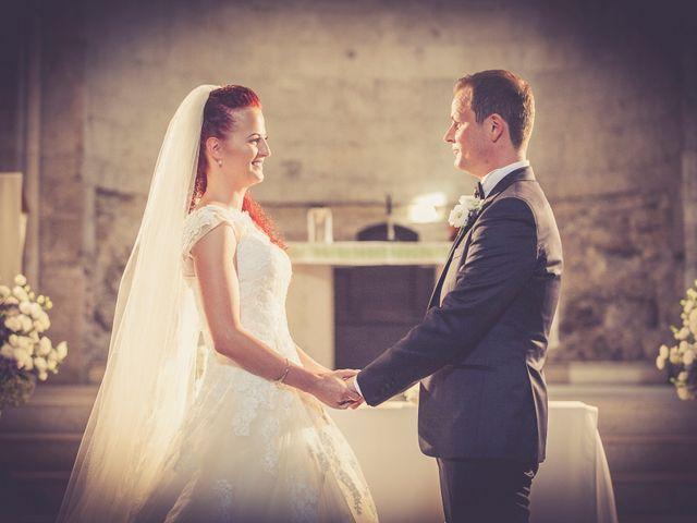 le nozze di Veronika e Fabio