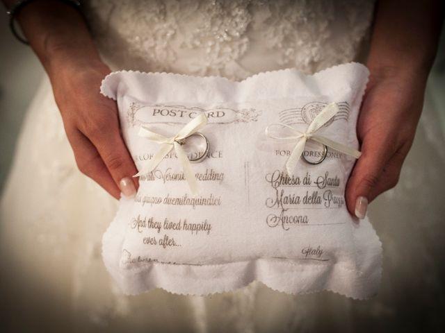 Il matrimonio di Fabio e Veronika a Ancona, Ancona 29