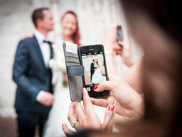 Il matrimonio di Fabio e Veronika a Ancona, Ancona 33