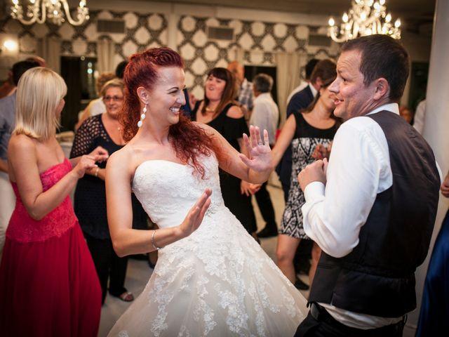 Il matrimonio di Fabio e Veronika a Ancona, Ancona 56