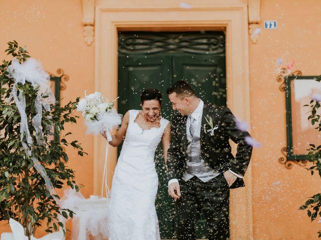 le nozze di Renata e Luca