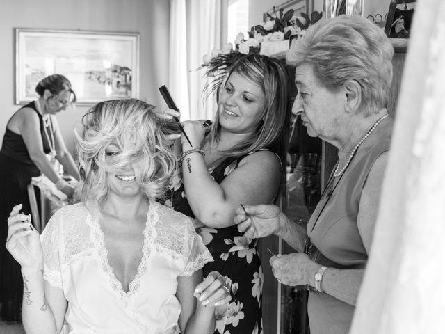 Il matrimonio di Fabrizio e Simona a Magnago, Milano 2