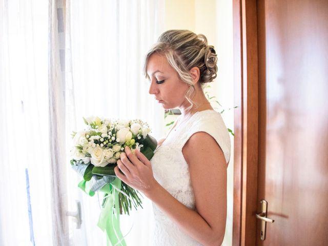 Il matrimonio di Fabrizio e Simona a Magnago, Milano 8