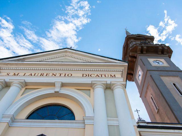 Il matrimonio di Fabrizio e Simona a Magnago, Milano 11