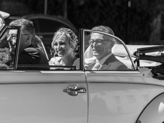 Il matrimonio di Fabrizio e Simona a Magnago, Milano 12