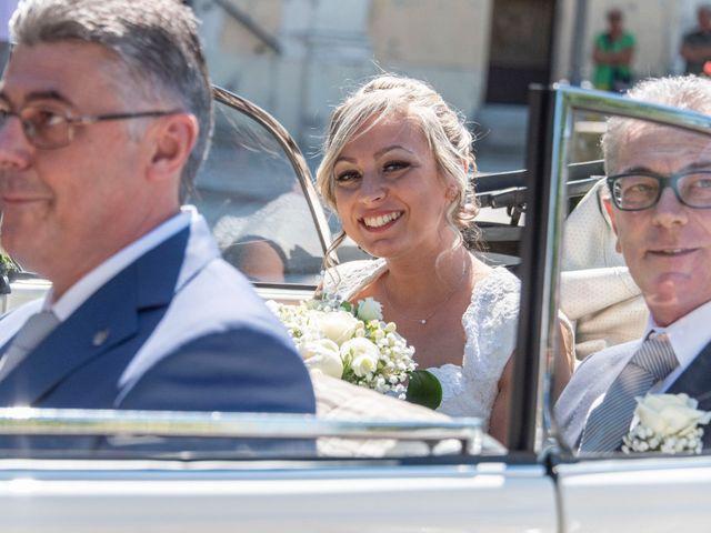 Il matrimonio di Fabrizio e Simona a Magnago, Milano 13