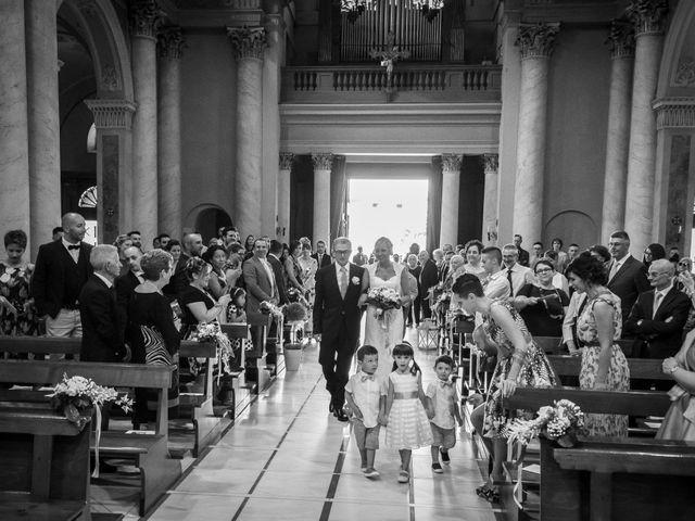 Il matrimonio di Fabrizio e Simona a Magnago, Milano 14