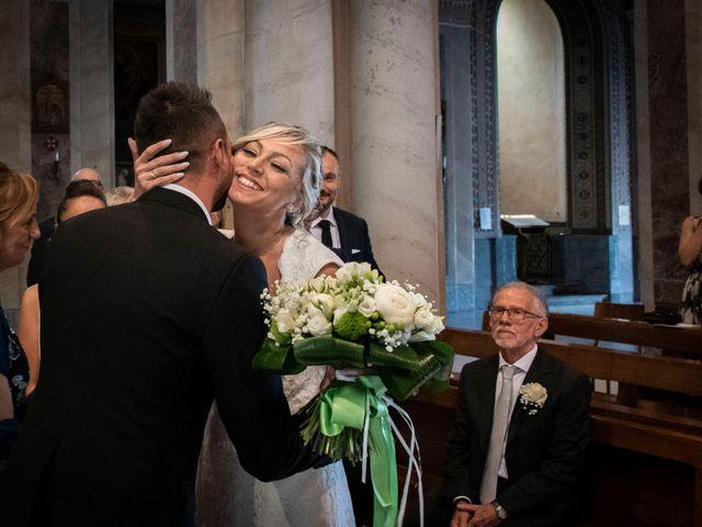 Il matrimonio di Fabrizio e Simona a Magnago, Milano 15