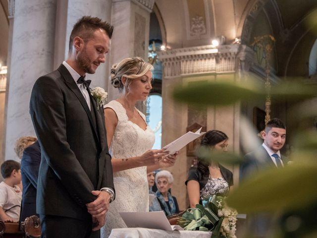 Il matrimonio di Fabrizio e Simona a Magnago, Milano 17