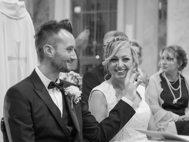 Il matrimonio di Fabrizio e Simona a Magnago, Milano 18