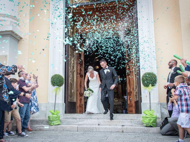 Il matrimonio di Fabrizio e Simona a Magnago, Milano 19