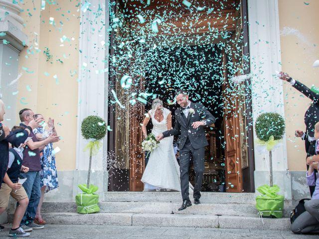 Il matrimonio di Fabrizio e Simona a Magnago, Milano 20