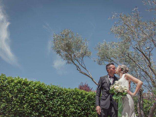 Il matrimonio di Fabrizio e Simona a Magnago, Milano 21