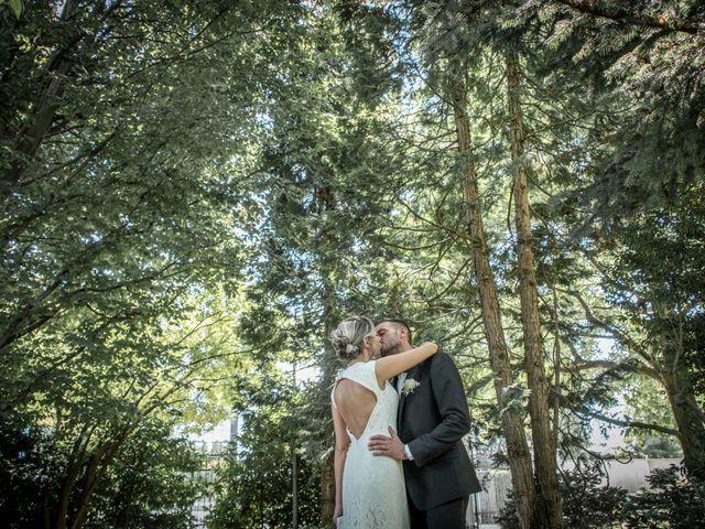Il matrimonio di Fabrizio e Simona a Magnago, Milano 29