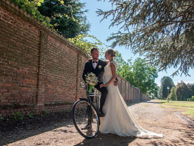 Il matrimonio di Fabrizio e Simona a Magnago, Milano 33