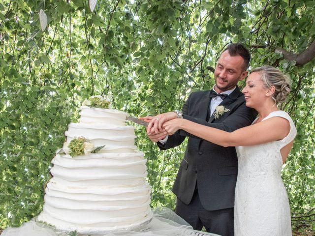 Il matrimonio di Fabrizio e Simona a Magnago, Milano 38