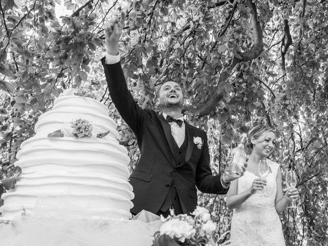 Il matrimonio di Fabrizio e Simona a Magnago, Milano 39