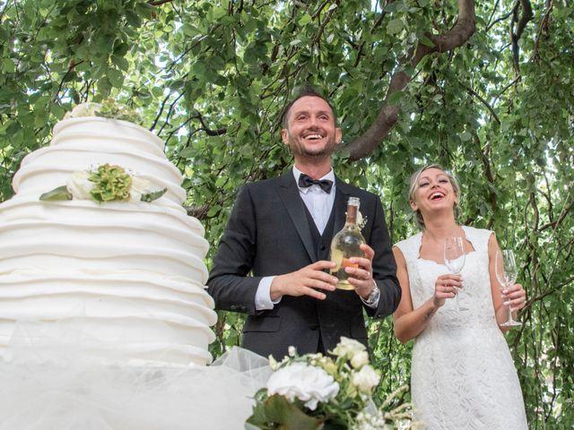 Il matrimonio di Fabrizio e Simona a Magnago, Milano 40