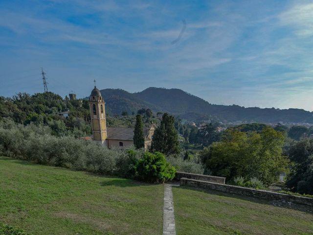 Il matrimonio di Dario e Enrica a Sestri Levante, Genova 12