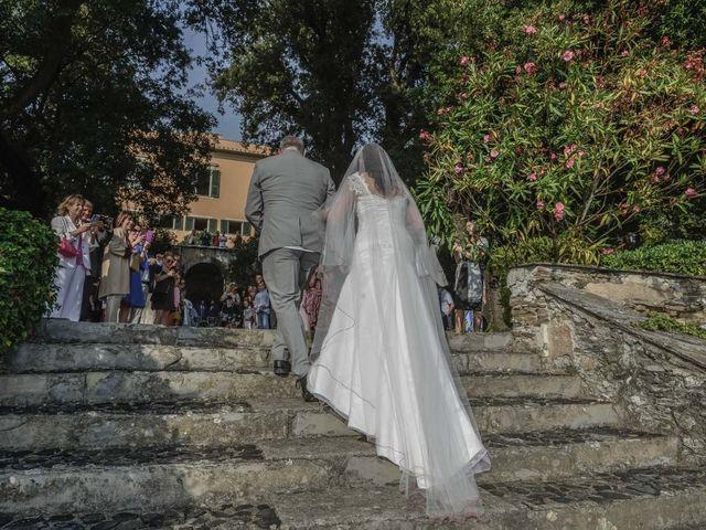 Il matrimonio di Dario e Enrica a Sestri Levante, Genova 14