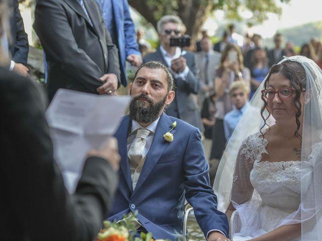 Il matrimonio di Dario e Enrica a Sestri Levante, Genova 16
