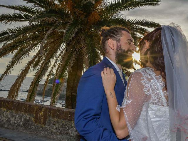 Il matrimonio di Dario e Enrica a Sestri Levante, Genova 20