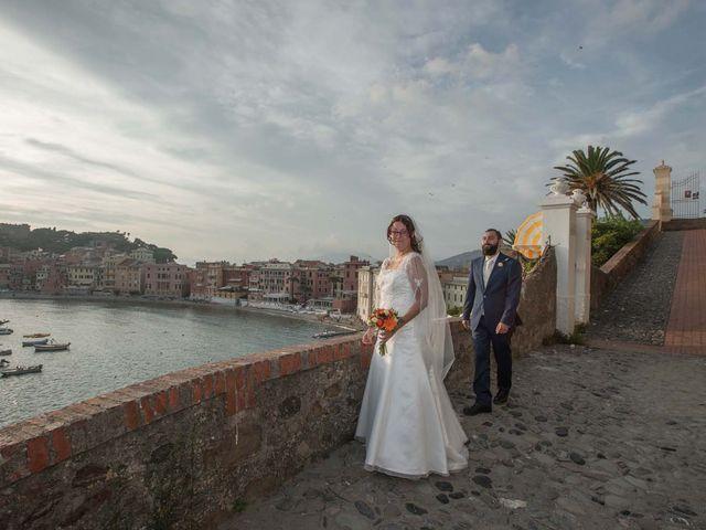 Il matrimonio di Dario e Enrica a Sestri Levante, Genova 21