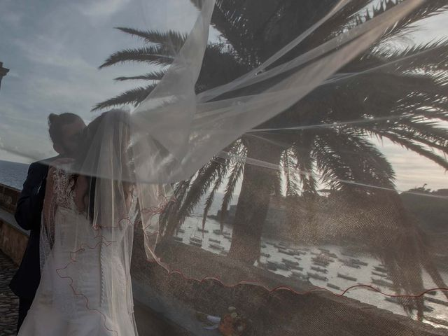 Il matrimonio di Dario e Enrica a Sestri Levante, Genova 23