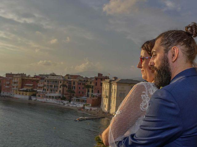 Il matrimonio di Dario e Enrica a Sestri Levante, Genova 24