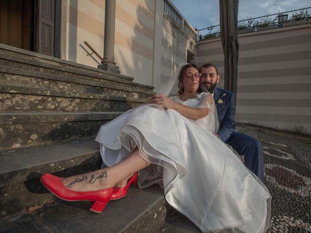 Il matrimonio di Dario e Enrica a Sestri Levante, Genova 25