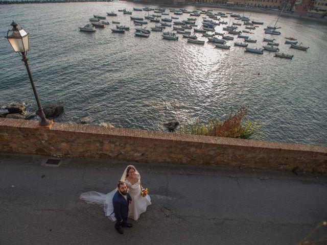 Il matrimonio di Dario e Enrica a Sestri Levante, Genova 26