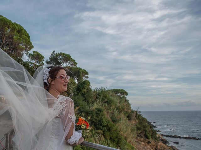 Il matrimonio di Dario e Enrica a Sestri Levante, Genova 27
