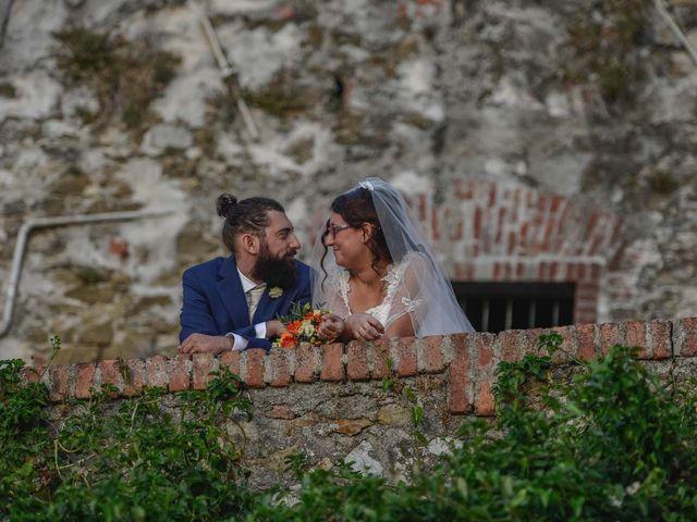 Il matrimonio di Dario e Enrica a Sestri Levante, Genova 28