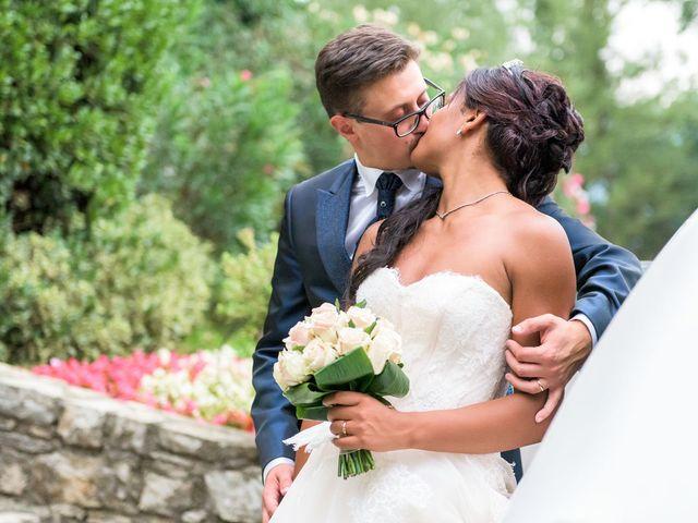 le nozze di Tais e Marco