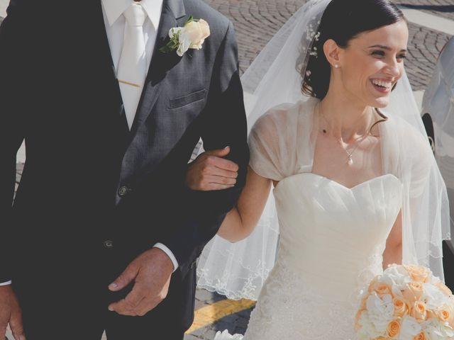 Il matrimonio di Andrea e Lorena a Negrar, Verona 17