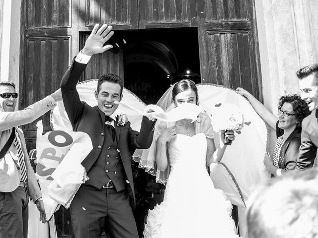 Il matrimonio di Andrea e Lorena a Negrar, Verona 26