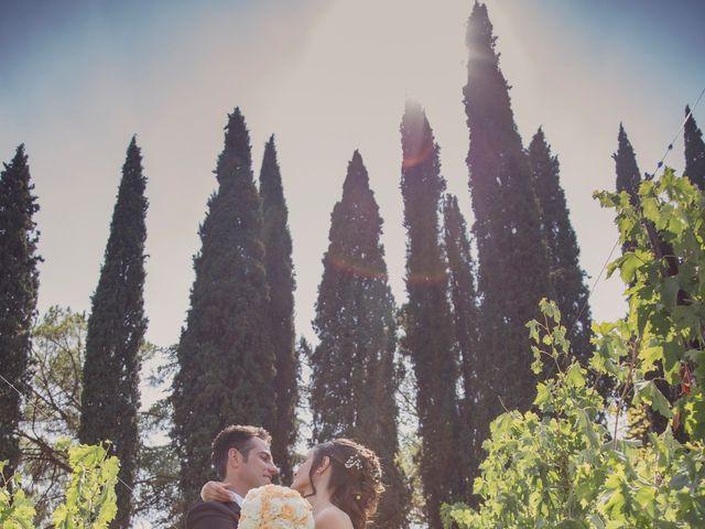 Il matrimonio di Andrea e Lorena a Negrar, Verona 37