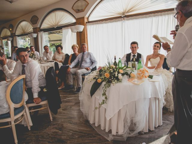 Il matrimonio di Andrea e Lorena a Negrar, Verona 42
