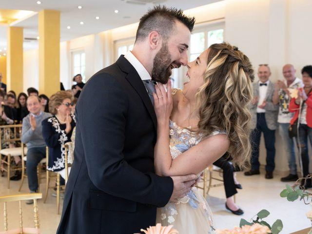Il matrimonio di Marco e Federica a Parma, Parma 15