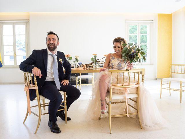 Il matrimonio di Marco e Federica a Parma, Parma 17