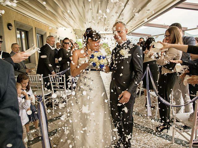 Il matrimonio di Stefano e Nadia a Nembro, Bergamo 23