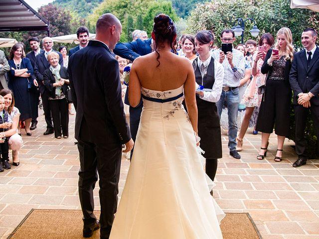 Il matrimonio di Stefano e Nadia a Nembro, Bergamo 25