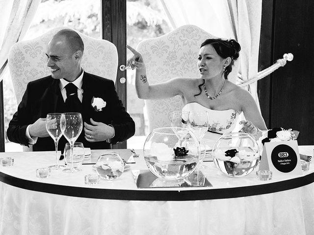 Il matrimonio di Stefano e Nadia a Nembro, Bergamo 26