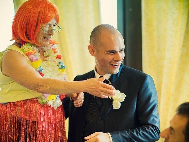 Il matrimonio di Stefano e Nadia a Nembro, Bergamo 31