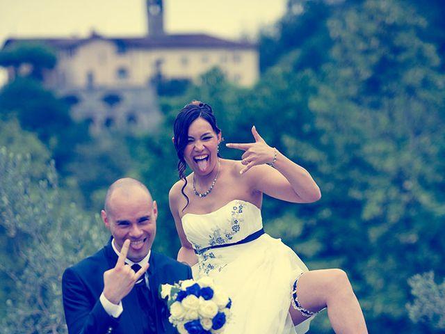 Il matrimonio di Stefano e Nadia a Nembro, Bergamo 34