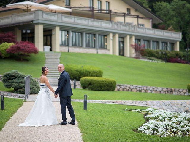 Il matrimonio di Stefano e Nadia a Nembro, Bergamo 38