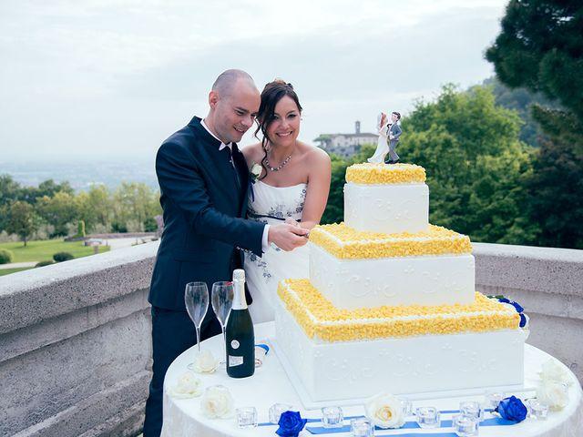 Il matrimonio di Stefano e Nadia a Nembro, Bergamo 39